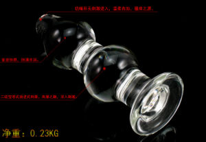 Crystal Dildo Sex Toy for Women Ij-Bl050 pictures & photos