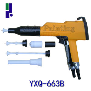 Electrostatic Powder Spray Gun Gun Shell (YXQ-663B) pictures & photos