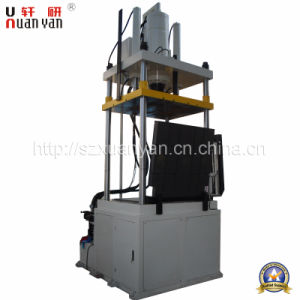 SGS Customized Oil Hydraulic Tirm Press Machine with Cooperating