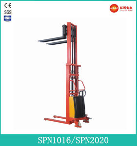 1.0 Ton Semi Electric Stacker (SPN1016)