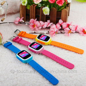 New IP67 Waterproof Kids GPS Tracker Watch with Sos Button (Y5W) pictures & photos