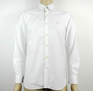 Men′s Stock Long Sleeves Shirts in Stock Clothes with Cheap Price pictures & photos