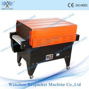 Semi Automatic Tunnel Heat Shrinking Machine pictures & photos