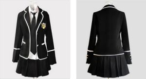New Style School Uniform Girl Skirt pictures & photos