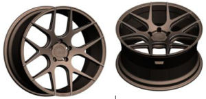 20X9 and 20X10 Aftermarket Alloy Wheels pictures & photos
