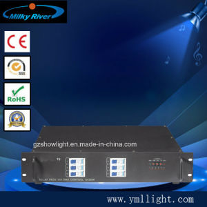 Dimmer Series, 6CH *2kw, 6CH*3kw Dimmer Pack, Stage Lighting Control pictures & photos
