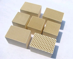 Heater Honeycomb Ceramic for Rto pictures & photos