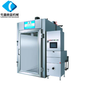 Industrial Steam Oven with Smoking Function for 250kg pictures & photos