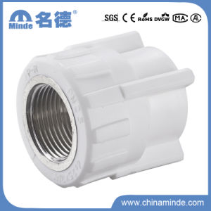 PPR Female Adapter Type a Fitting for Building Materials pictures & photos