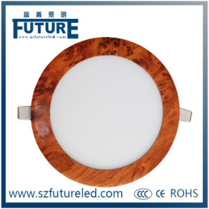 Ultra-Thin Flush Mounted Modern Lighting 6W LED Ceiling Panel Light pictures & photos