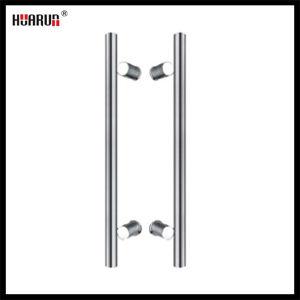 Simple modern Glass Door Pulling Shower Door Handle SS 304 door handles(HR-224) pictures & photos