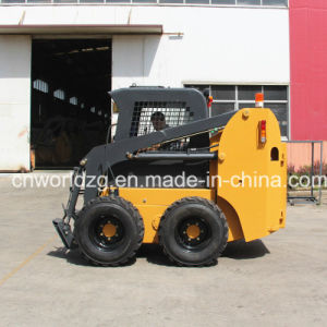 Price of Skid Steer Loader 1 Ton Rated Load pictures & photos