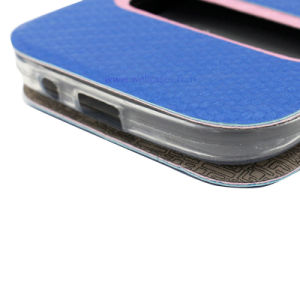 High Quality I9082 Leather/PU Mobile Phone Accessories Protective Cover/Case for Samsung/iPhone pictures & photos