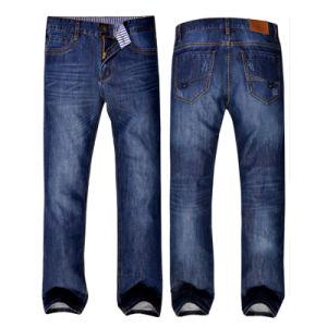 Men Skinny Fit Fashion Cotton Denim Jeans pictures & photos