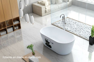 Factory Price Normal Freestanding Bathtub with Acrylic Material (LT-1S) pictures & photos