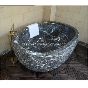Bathroom Furniture Freestanding Bathtub Hot Tub for SPA pictures & photos