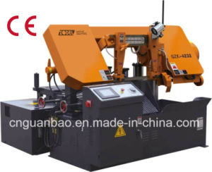 CNC Band Saw Machine Gzk4232 with CE Certificate pictures & photos