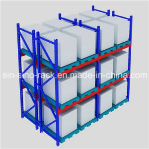 CE Approved Pallet Shelf Rack for Industrial Warehouse Storage pictures & photos