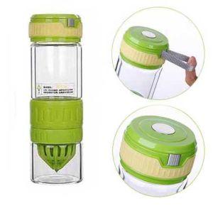 Lemon Press Juicer Infuser Water Bottle pictures & photos