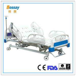 BS-848 Four Functions Hospital Patient Bed pictures & photos