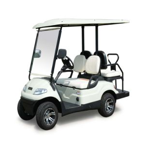 4 Seater Battery Operated Golf Cart (Lt-A627.2+2) pictures & photos