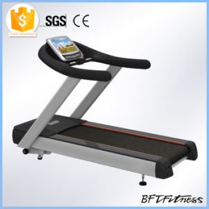 Luxury AC Motorized Treadmill Fitness Equipment (Touch Screen Treadmill) pictures & photos
