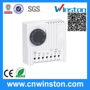 Winston High Quality Mechanical Heating Room Thermostat with CE (WST-8000) pictures & photos