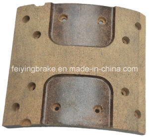 Hino Zyr-1 Japanese Vehicle Brake Lining pictures & photos
