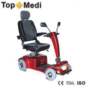 Topmedi Mobility Power Electric Scooter Wheelchair for Elder pictures & photos