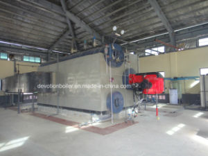20 T/H Horizontal Water Tube Steam Boiler pictures & photos