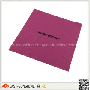 Logo Printed Microfiber Cleaning Cloth Eyeglass Cloth (DH-MC0627) pictures & photos