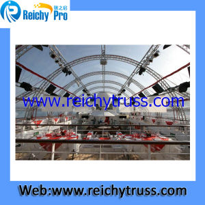 6082-T6 400mm Square Exhibition Truss pictures & photos