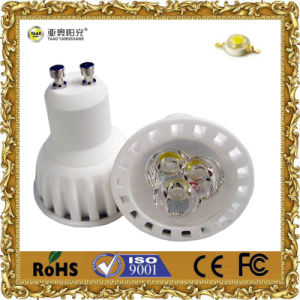 LED Lamp Cup, LED Spotlight pictures & photos