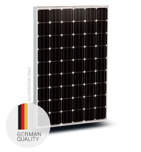 TUV Ce Approved Mono Solar Panel (220W-250W) German Quality pictures & photos