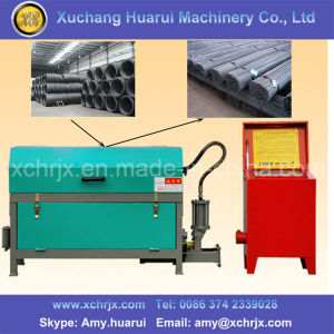 Steel Wire Rod Straightening and Cutting Machine/Straightener and Cutter pictures & photos