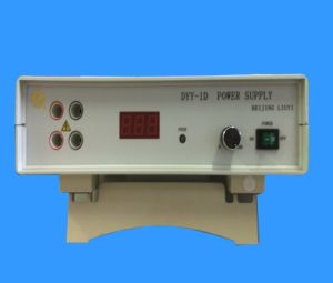 Medical Electrophoresis System Machine with Generator Electrophoresis Chamber pictures & photos