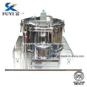 Basket Centrifuge PS Upper Discharge Flat Plate Centrifuge pictures & photos