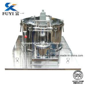 Basket Centrifuge PS Upper Discharge Flat Plate Centrifuge