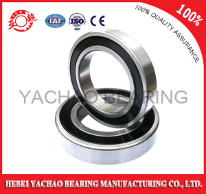 Gcr15 Chrome Steel Deep Groove Ball Bearing (61908ZZ RS OPEN) pictures & photos