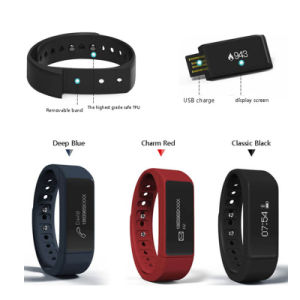 Bluetooth 4.0 Smart Bracelet with IP67 Waterproof (I5plus) pictures & photos