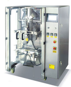 Vertical Pouch Packaging Machine for Biscuits Jy-520 pictures & photos