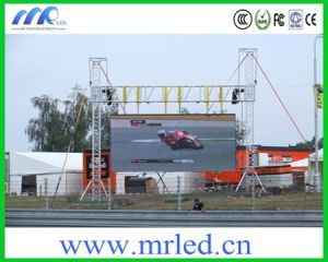 Best Design P8mm Full Color Outdoor Advertising LED Display / LED Display Board pictures & photos