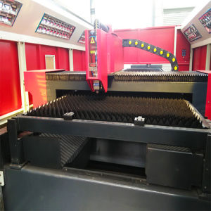 Stainless Steel Holow Section Fiber Metal Laser Cutting and Engraving Machine pictures & photos