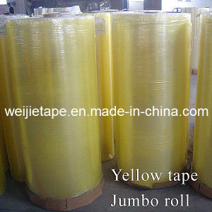 Hot Sale! OPP Adhesive Packing Tape Jumbo Roll pictures & photos