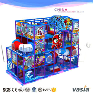 Indoor Playground for Commercial Center Good Quality for Children 04-12 Years pictures & photos