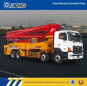 XCMG Official Manufacturer Hb48c-I 48m Truck Mounted Concrete Pump pictures & photos