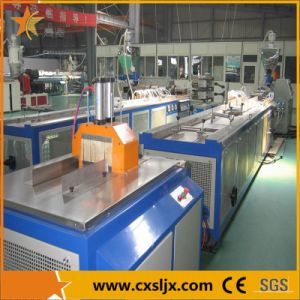 PP PE PVC WPC Profile Extrusion Production Line Machine pictures & photos