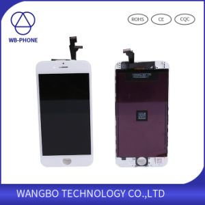 Factory Supplier LCD for iPhone 6 LCD Original Foxconn with 12 Months Warranty pictures & photos