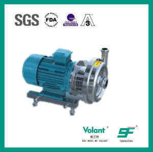 Stainless Steel Sanitary Centrifugal Water Pump pictures & photos