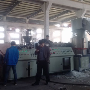 Single Screw Extruder for Plastic Recycling Pelletizing Line pictures & photos